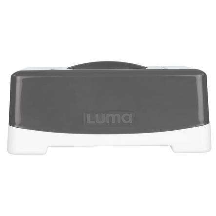 Luma® Babycare boks til våtservietter mørk grå