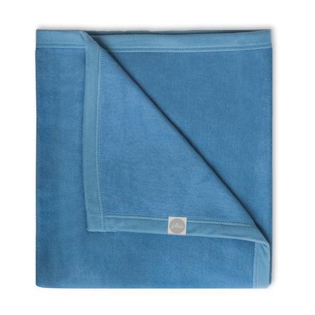 jollein Couverture bébé bleu 100 x 150 cm