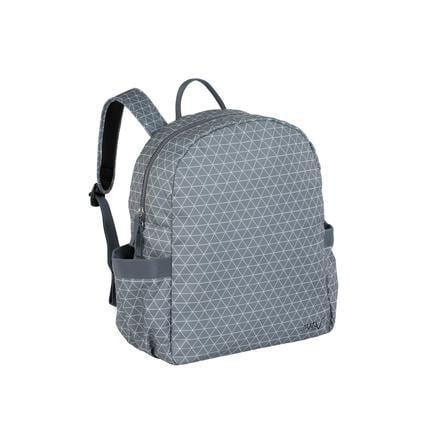 MARV Přebalovací batoh Backpack Tiles grey