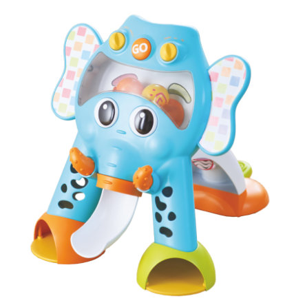 Infantino Jeu de balles Florian l'éléphant senso