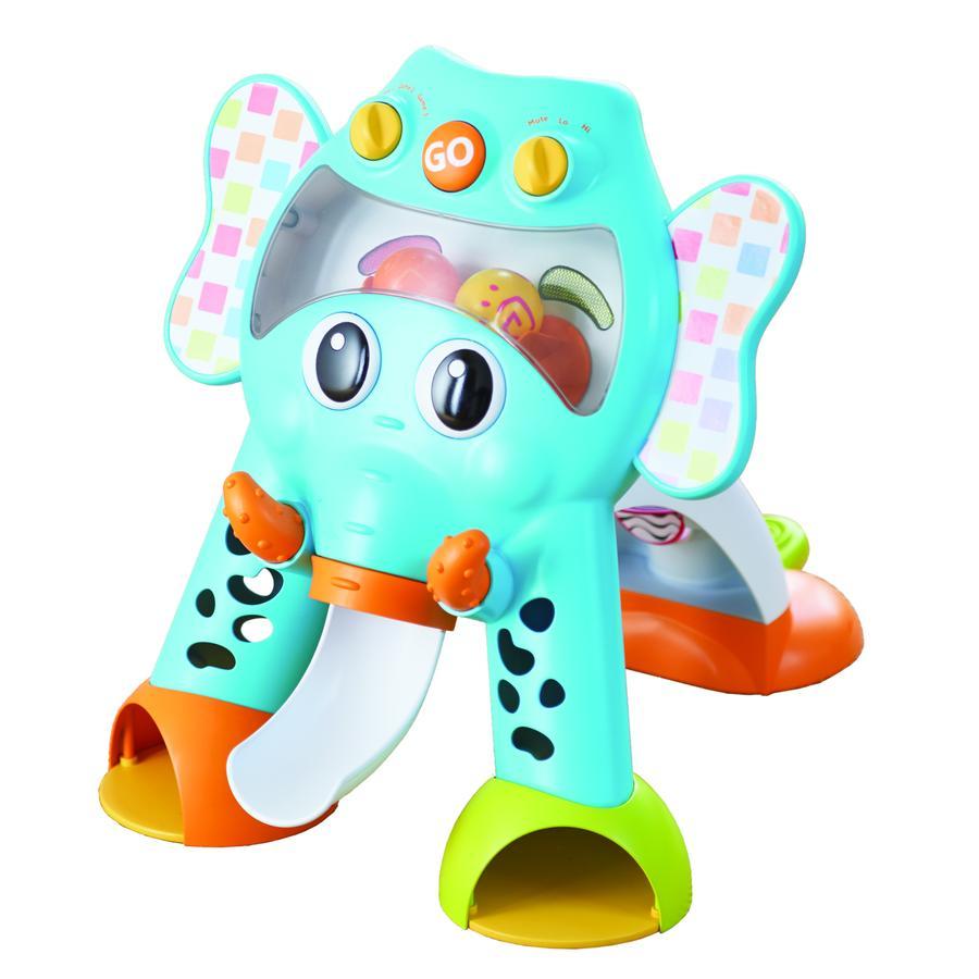 Infantino 3 in 1 Sensory Elefant
