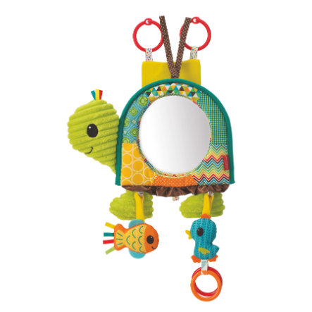 Infantino B kids® Activity Spiegel - Schildpad