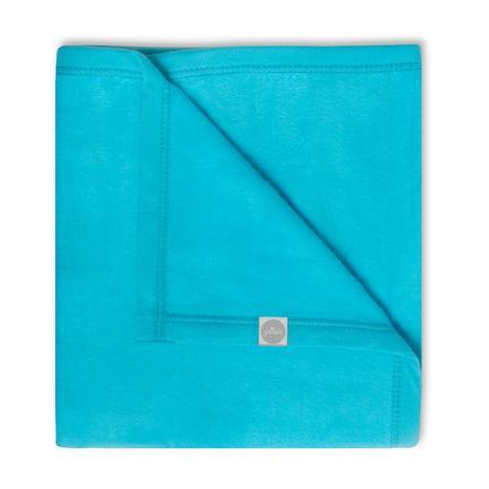 jollein Couverture bébé turquoise 100 x 150 cm