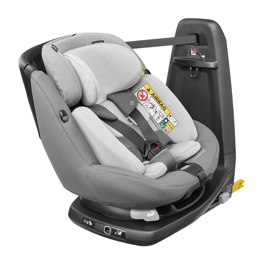 MAXI COSI child seat AxissFix Plus Concrete grey