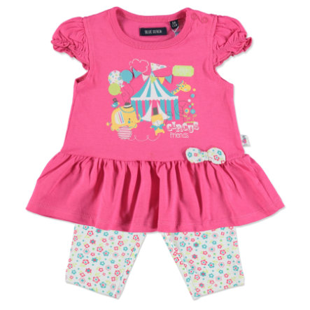 BLUE SEVEN Girls Set 2-tlg. pink