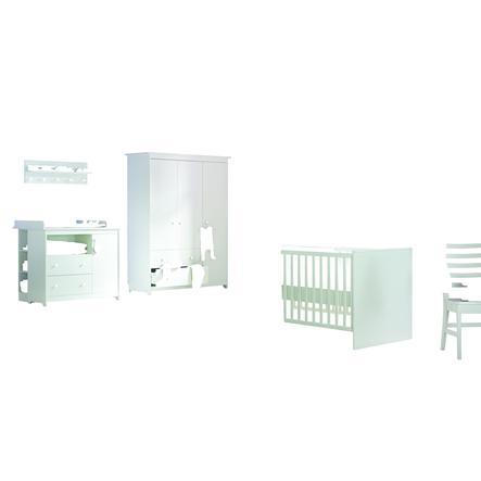 Roba Kinderzimmer   Roba Kinderzimmer Petit Provence 3 Turig Breit Babymarkt De