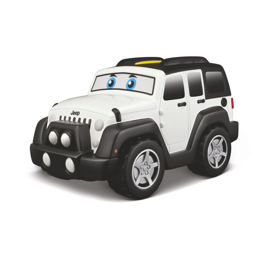 bbJUNIOR™ Jeep® Touch & Go 13,5 cm