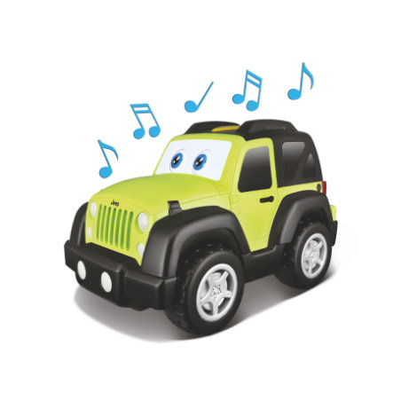 bbJUNIOR™ Jeep® Funny Friends 20 cm
