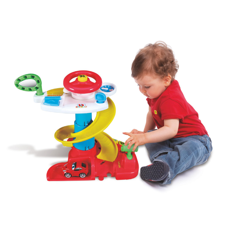 bbJUNIOR™ Ferrari Dash 'N Drive 2 in 1, 69 x 36 cm