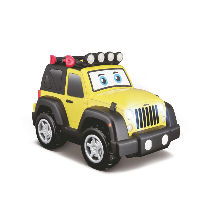 bbJUNIOR™ Jeep® Light & Sound 12 cm