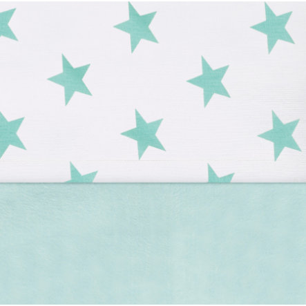 jollein Drap Little star jade 120 x 150 cm