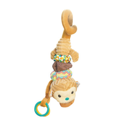 B kids® by Infantino Musical pull down Monkey