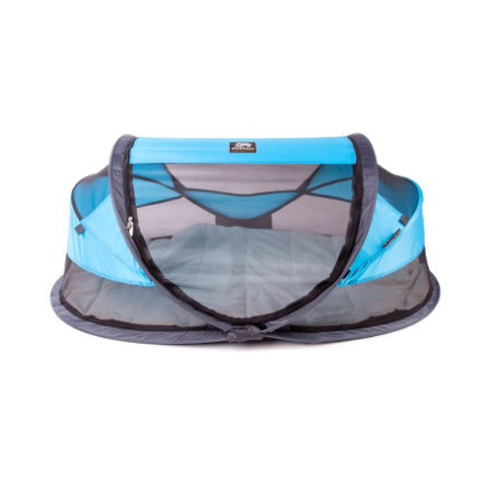 Deryan Lettino da viaggio /Tenda Travel Cot Baby blue, colore blu
