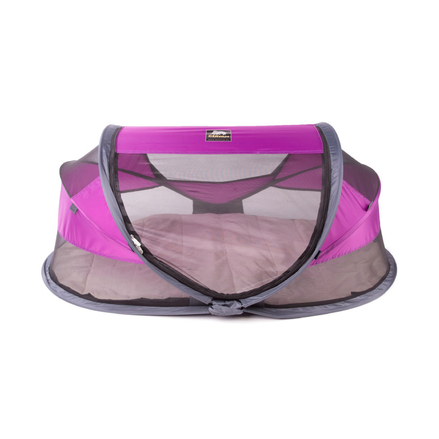 Deryan Cestovní stan, Travel Cot Baby Luxe purple