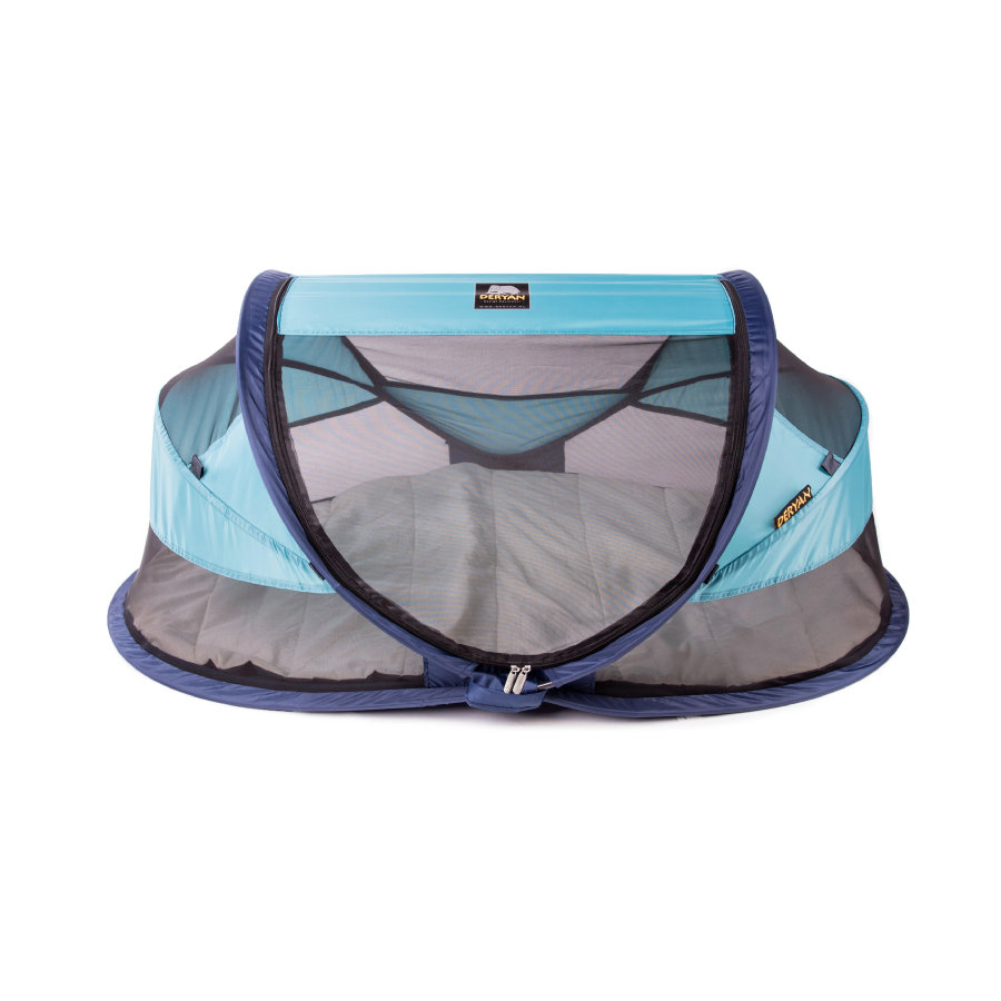 Deryan cestovní postel / stan Travel Cot Baby Luxe ocean