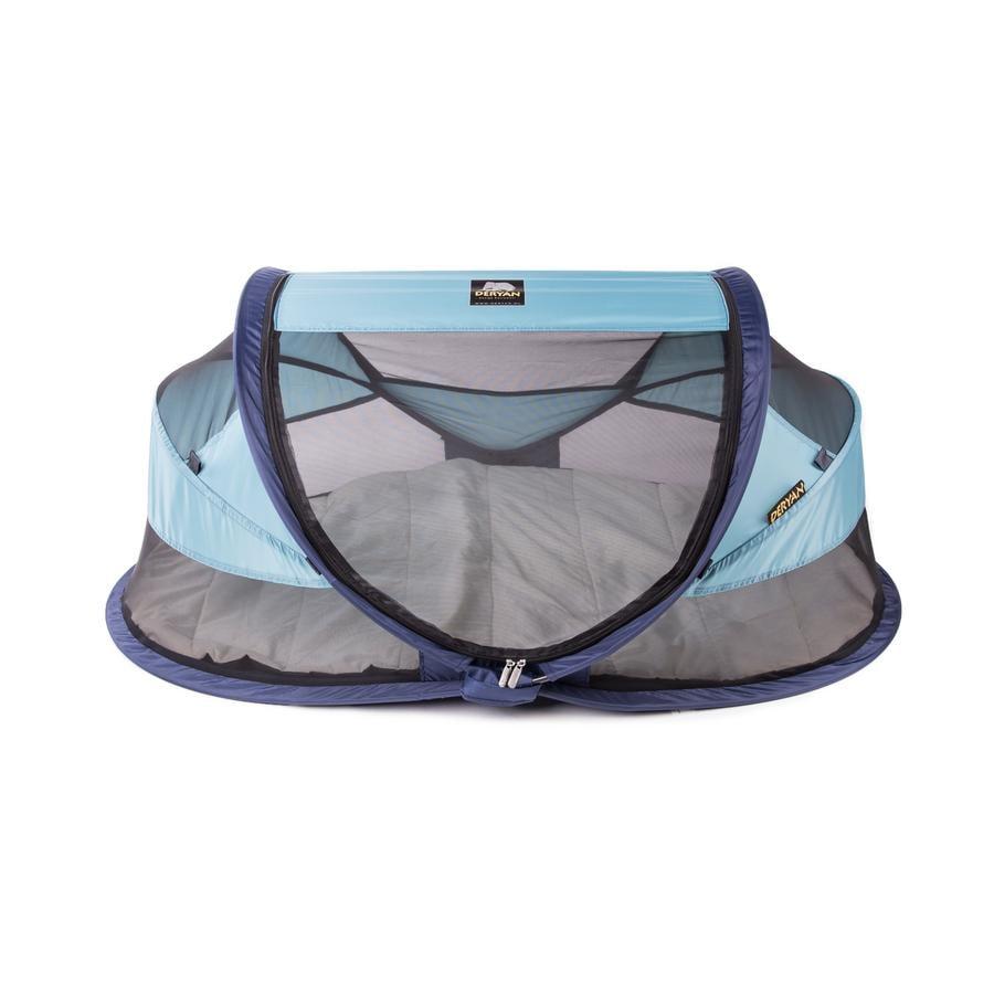 Deryan Travel Cot/Tent Travel Cot Baby Luxe ocean