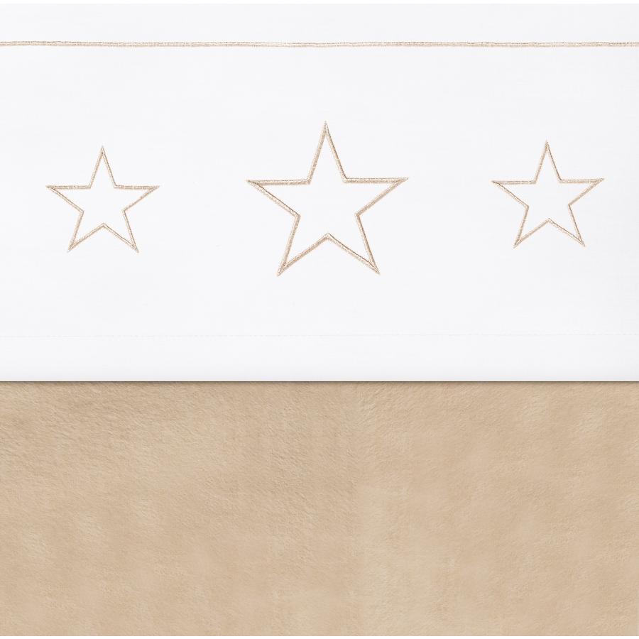 jollein Lámina Star ry night bronce 120x150cm