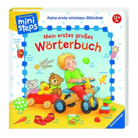 Ravensburger ministeps - Mein erstes großes Wörterbuch