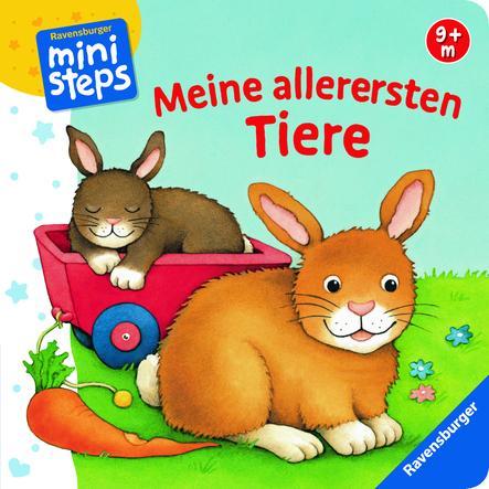 Ravensburger ministeps® Meine allerersten Tiere