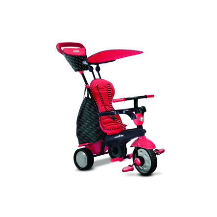 Smartrike Glow Touch Steering 4 In 1 Dreirad Rot Baby Markt At