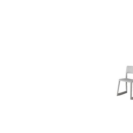 VIPACK Etagenbett Bonny 11 weiß orange