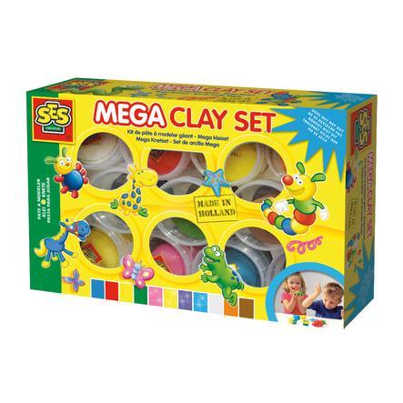 SES Creative® Mega eltesett, 11 farger