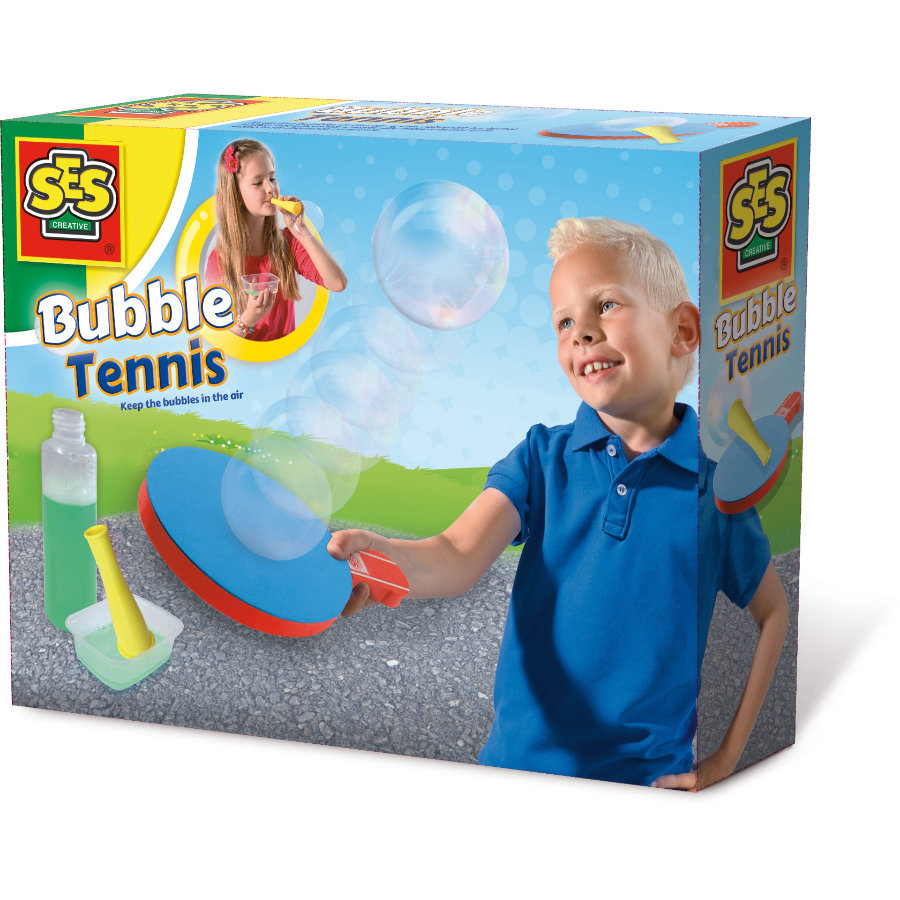 SES Creative Bubble Tennis