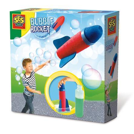 SES Creative Bubble Rakete