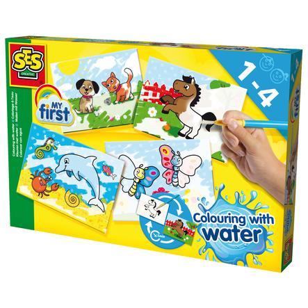 SES Creativ My first - Malen mit Wasser