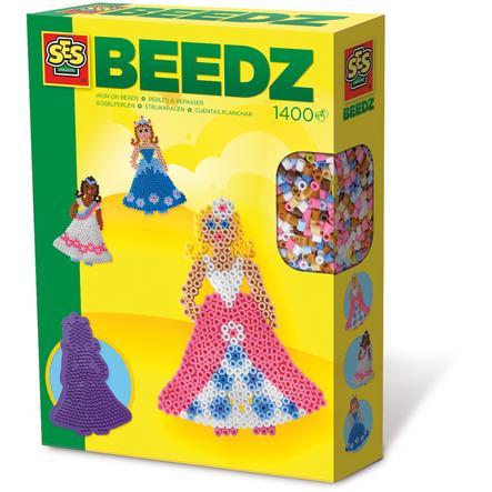 SES Creative Bügelperlenset - Prinzessinnen