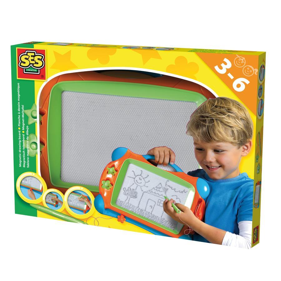 SES Creative® Tableau magique enfant