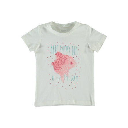 name it Girls T-Shirt Vixfo snow white