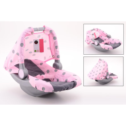 JOHNTOY Baby Rose  Tragesessel