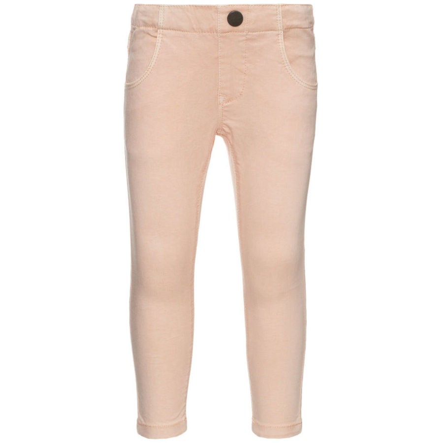 name it Girl s Pantalon Arine bois de cornouiller pâle