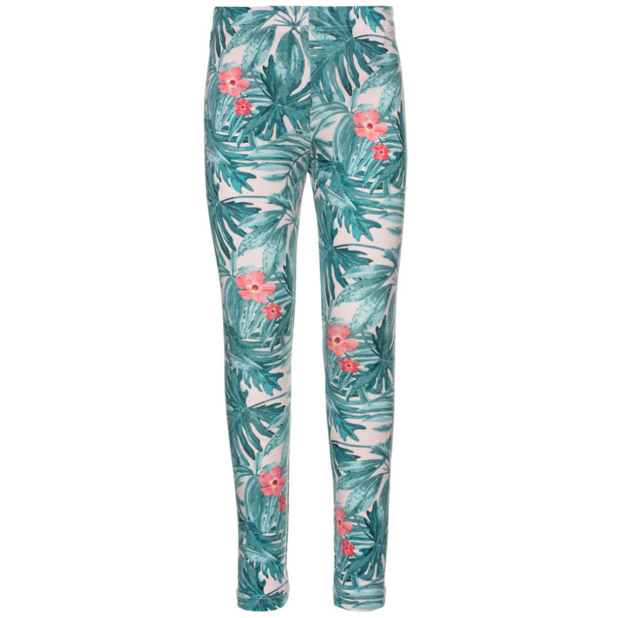 name it Girls Leggings Gertrud pink dogwood