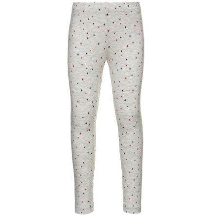 name it Girls Leggings Gosa light grey melange