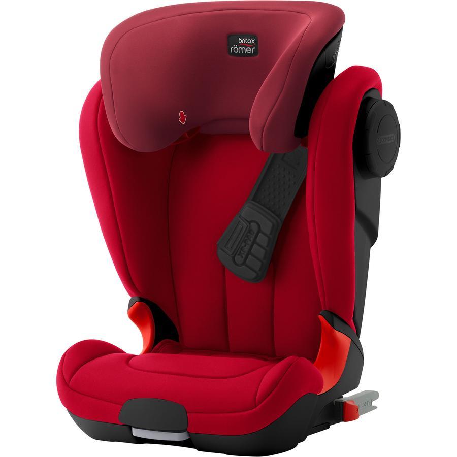 britax r mer autostoel kidfix xp sict black series flame red. Black Bedroom Furniture Sets. Home Design Ideas
