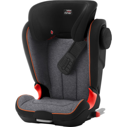 Britax Römer Car Seat Kidfix XP SICT Black Series Black Marble