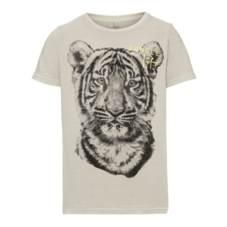 name it Boys T-Shirt Gibbon moonbeam
