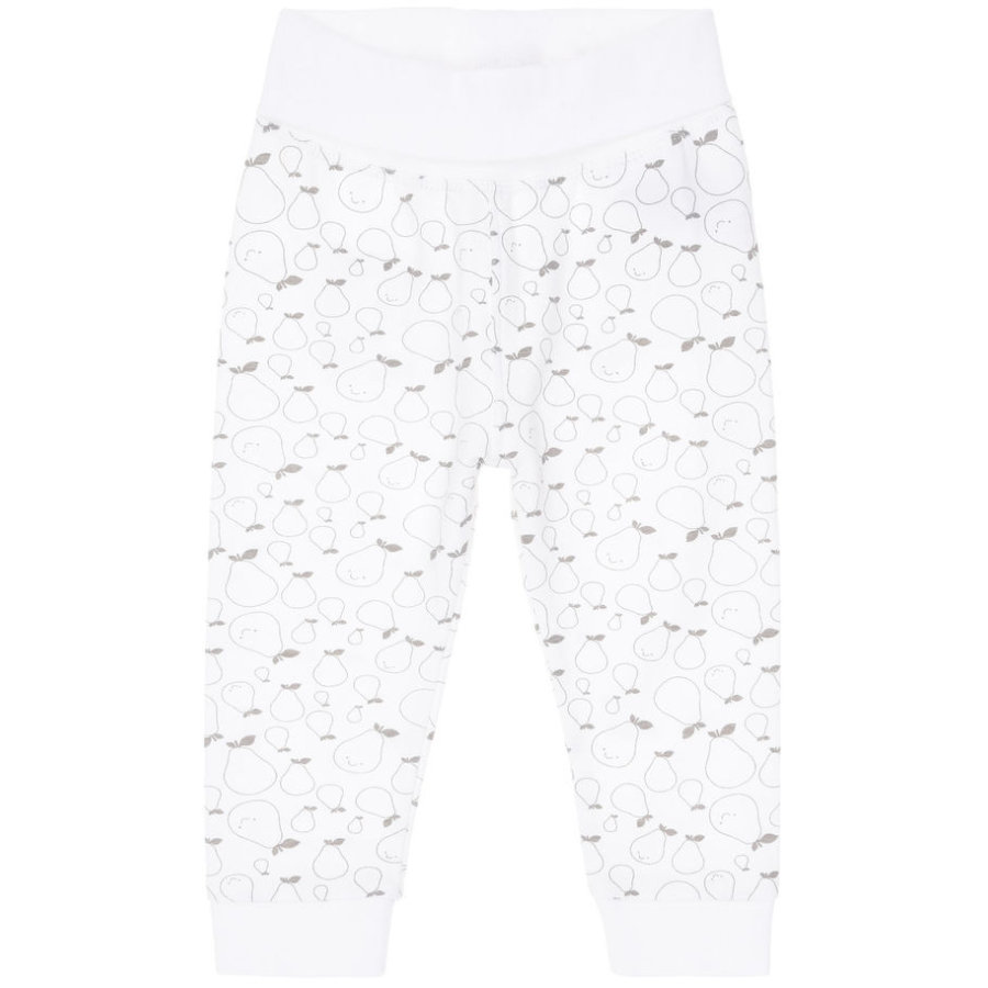 NAME IT Uni joggingbroek NITUFO bright white