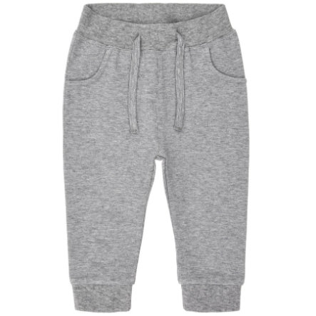 NAME IT Baby joggingbroek UMA grey melange