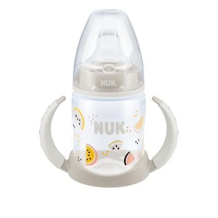 NUK Babyfles met grepen, First Choice Design: Meloen, vanaf 6 maanden, 150 ml