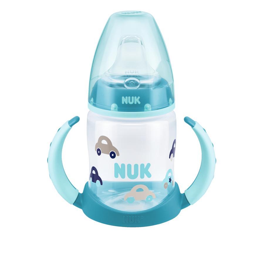 NUK Trinklernflasche First Choice Auto ab dem 6. Monat 150 ml
