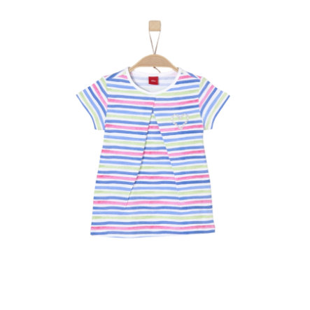 s.Oliver Girl s T-Shirt blauw
