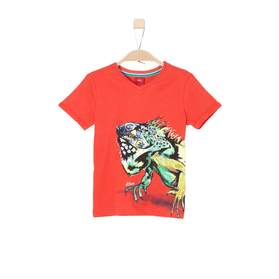 s.Oliver Boys T-Shirt rood