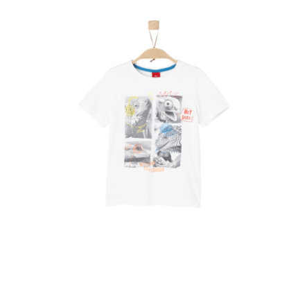 s.Oliver Boys T-Shirt, white