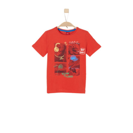 s.Oliver T-Shirt red