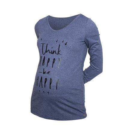 bellybutton paita LETICE 1/1 Arm sininen painatus