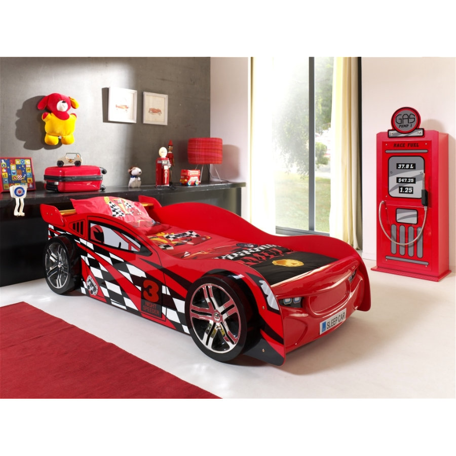 VIPACK Letto macchina Night Speeder