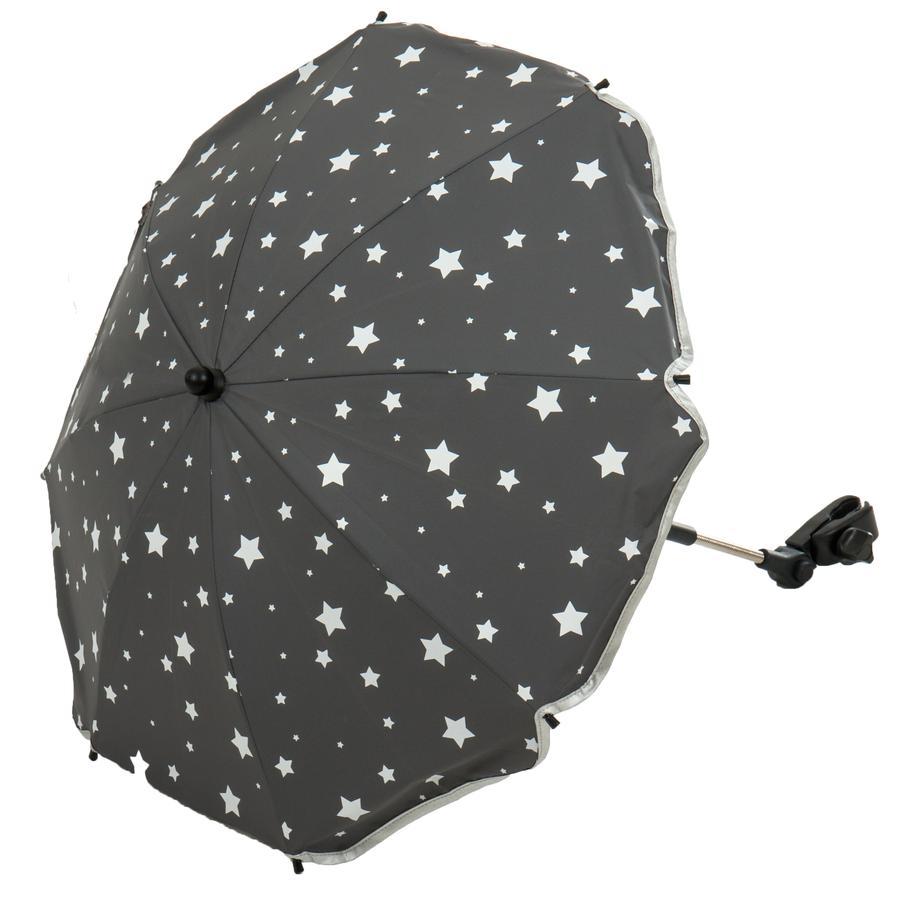 Fillikid Ombrellino parasole Star grigio